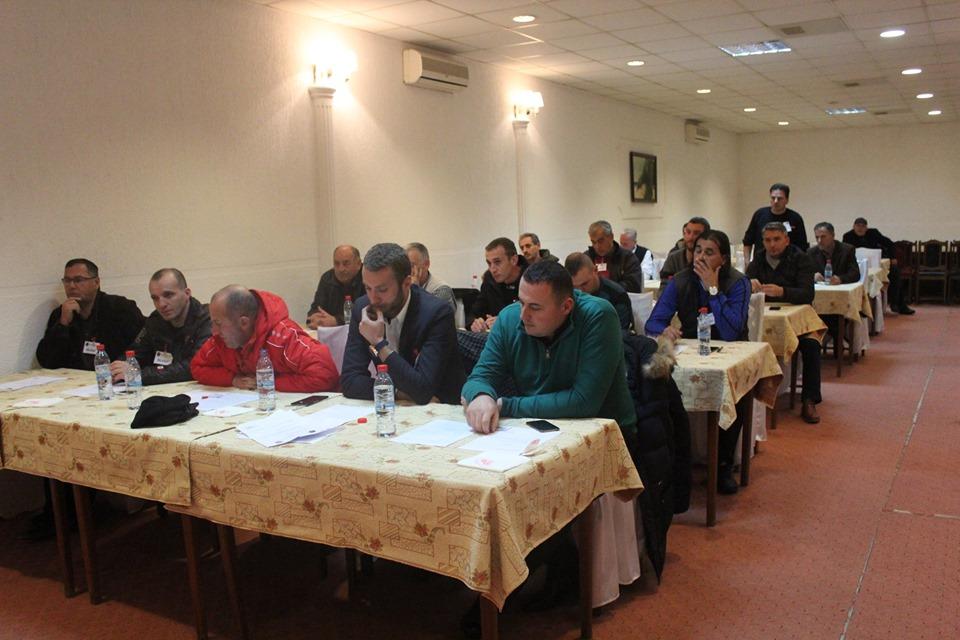 LRF e Gjilanit i jep mbështetje të plotë presidentit Ademi