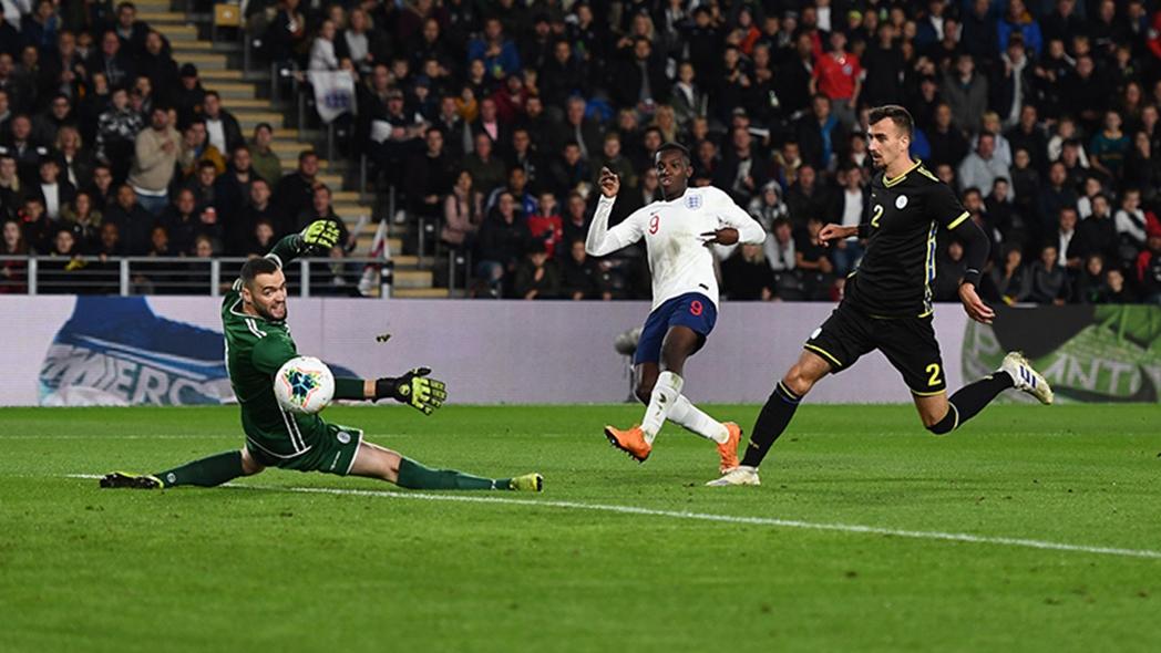 Kosovo U21 plays well but loses to England U21