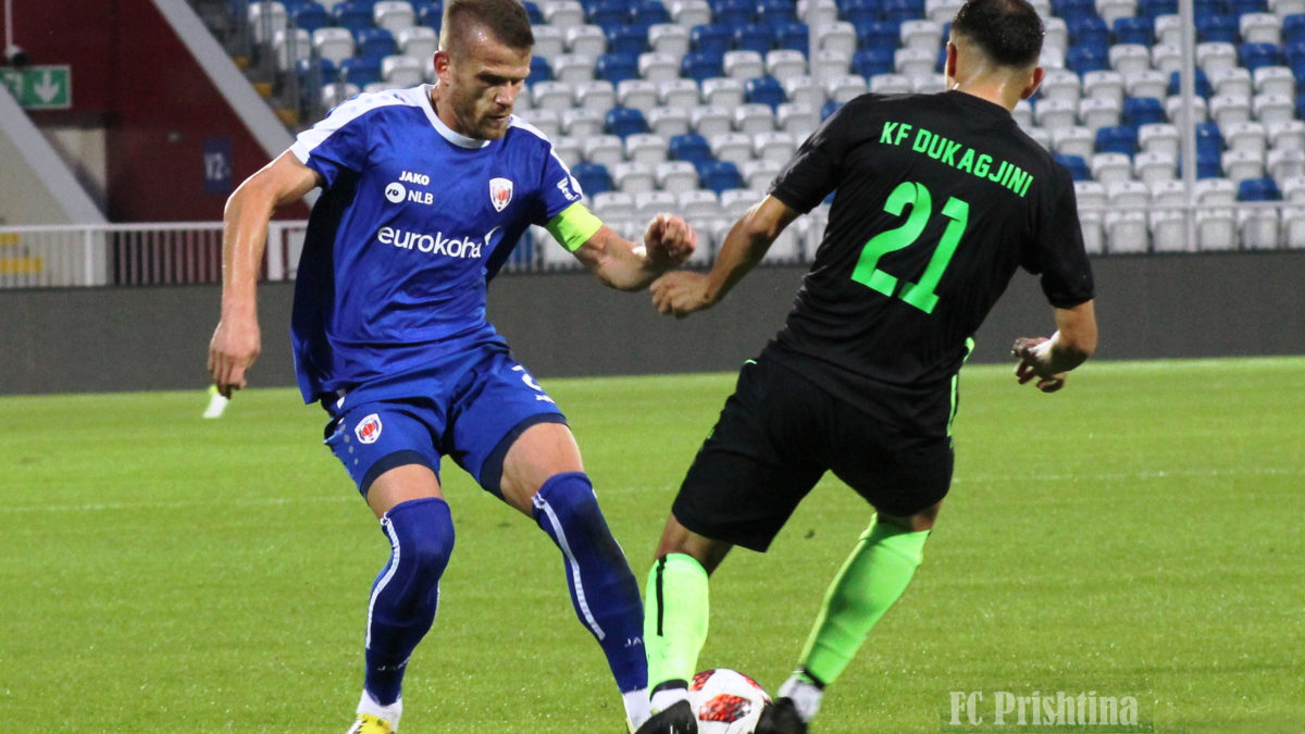 Prishtina fiton ndeshjen e mbetur kundër Dukagjinit
