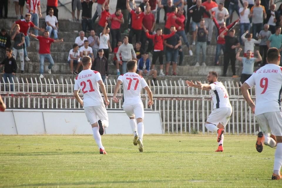 Gjilani and Drenica confident, Trepça'89 wins with own goal
