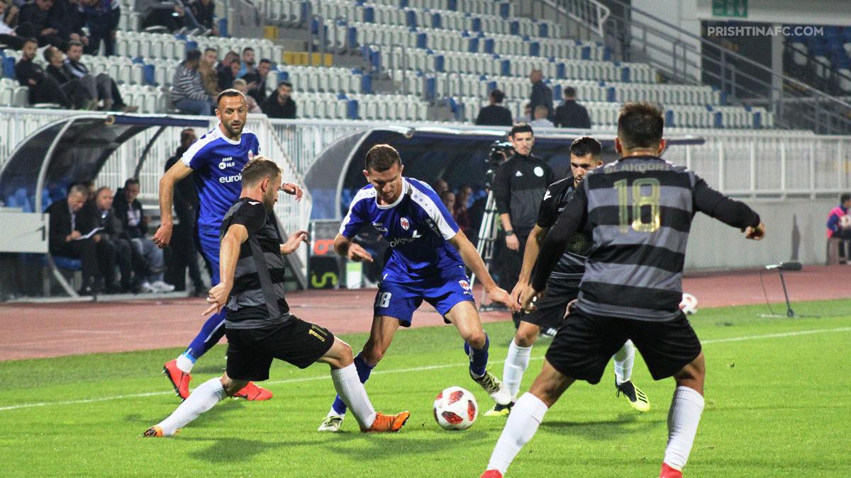 Orari i ndeshjeve çerekfinale të Digitalb Kupës