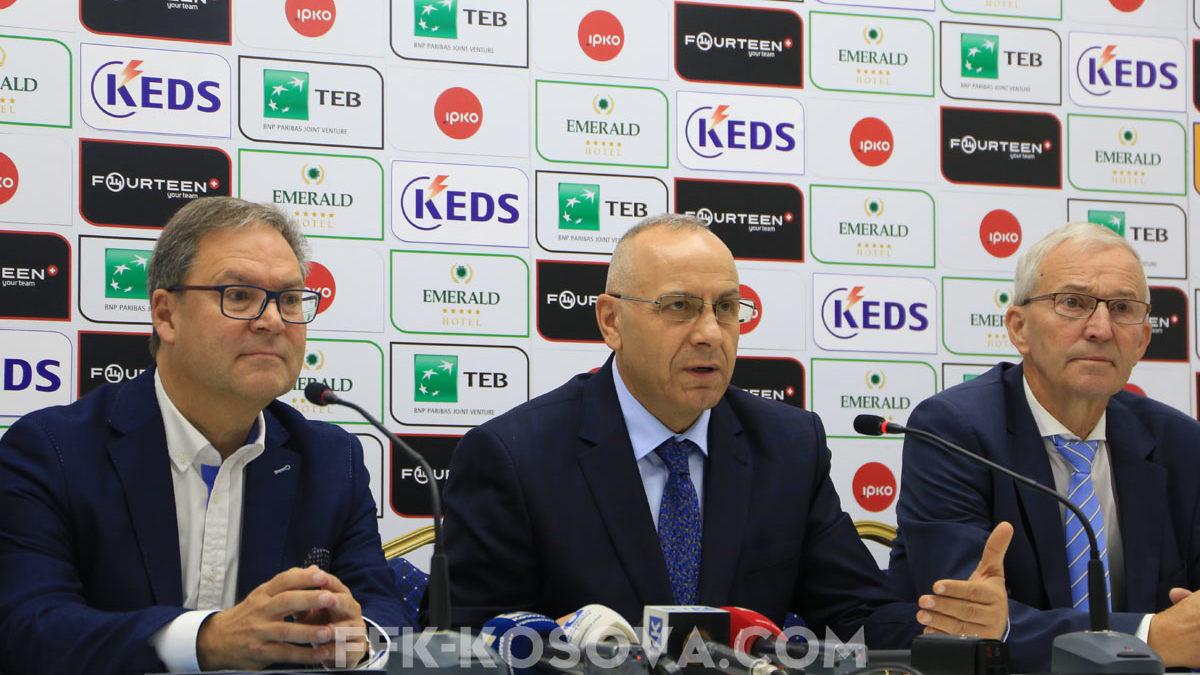 U nënshkrua marrëveshja e bashkëpunimit FFK – DFB