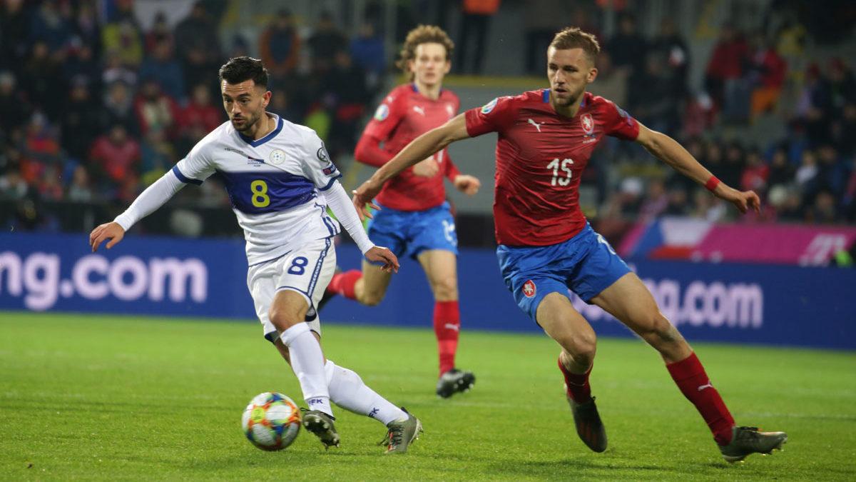 Dardanët pësojnë humbje në Çeki, ëndrra për kualifikim vazhdon tek Liga e Kombeve