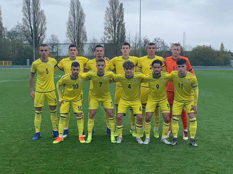 Kosova U19 i nis kualifikimet me barazim kundër Rusisë U19