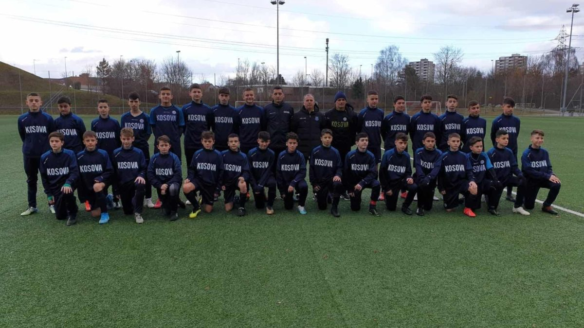 FFK me kampin e radhës për U15 në Zvicër