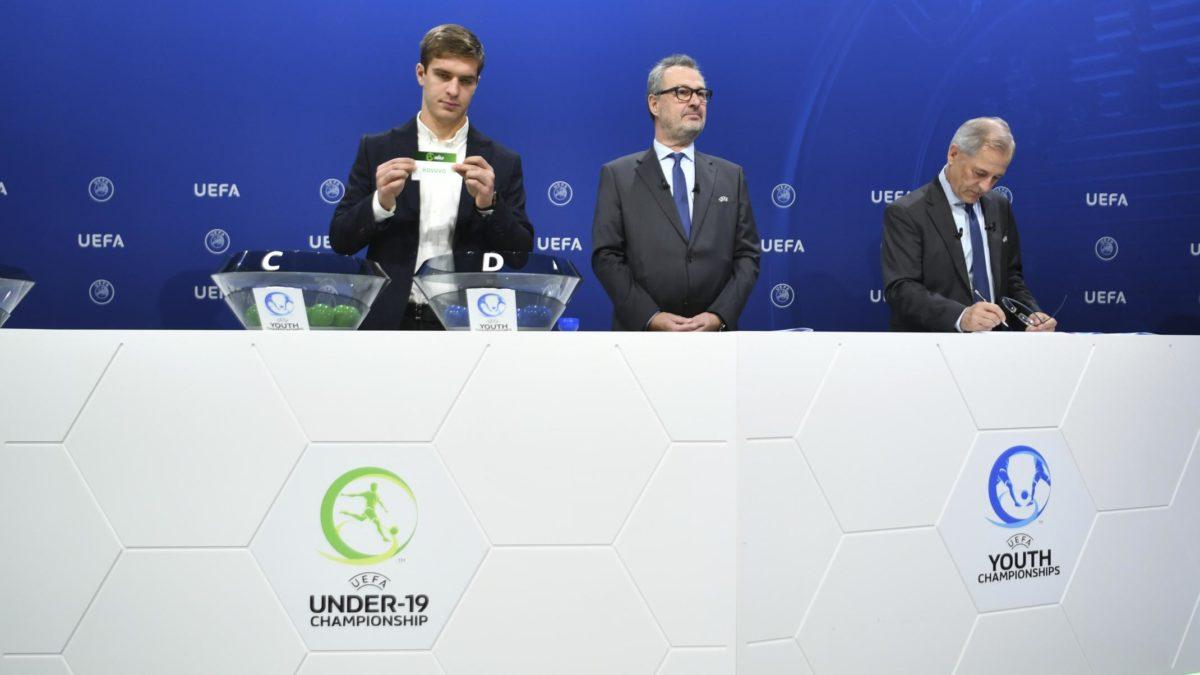 Kombëtarja U19 mësoi rivalët për Ligën e Kombeve dhe kualifikueset e Evropianit