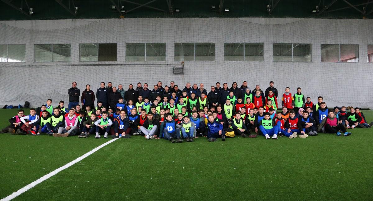 "New project ""Elite Youth Development Program U15"" kicks off"