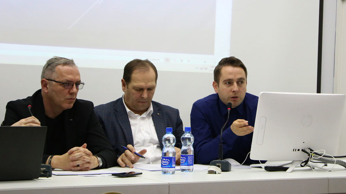 A club-licensing workshop for UEFA competitions is held