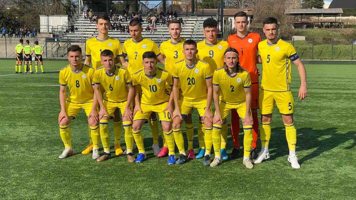 Kombëtarja U19 shënoi fitore të mundimshme në hapje të turneut
