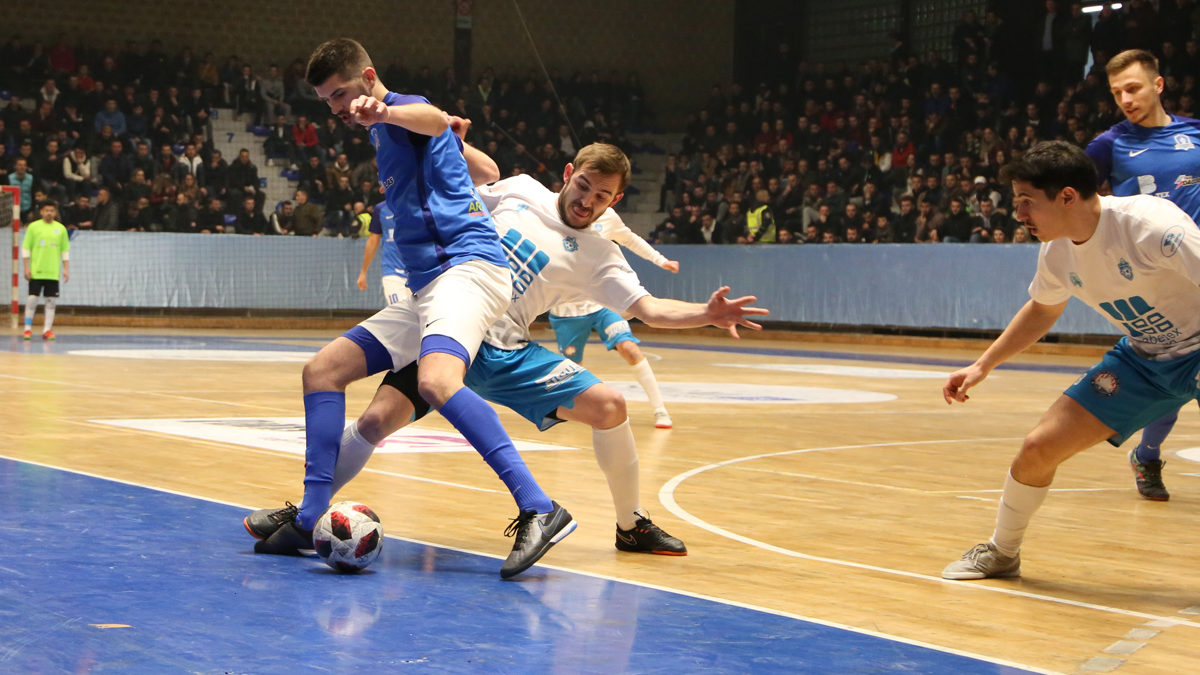 Liburni – Mabetex Prishtina, finalja e Superligës në futsall