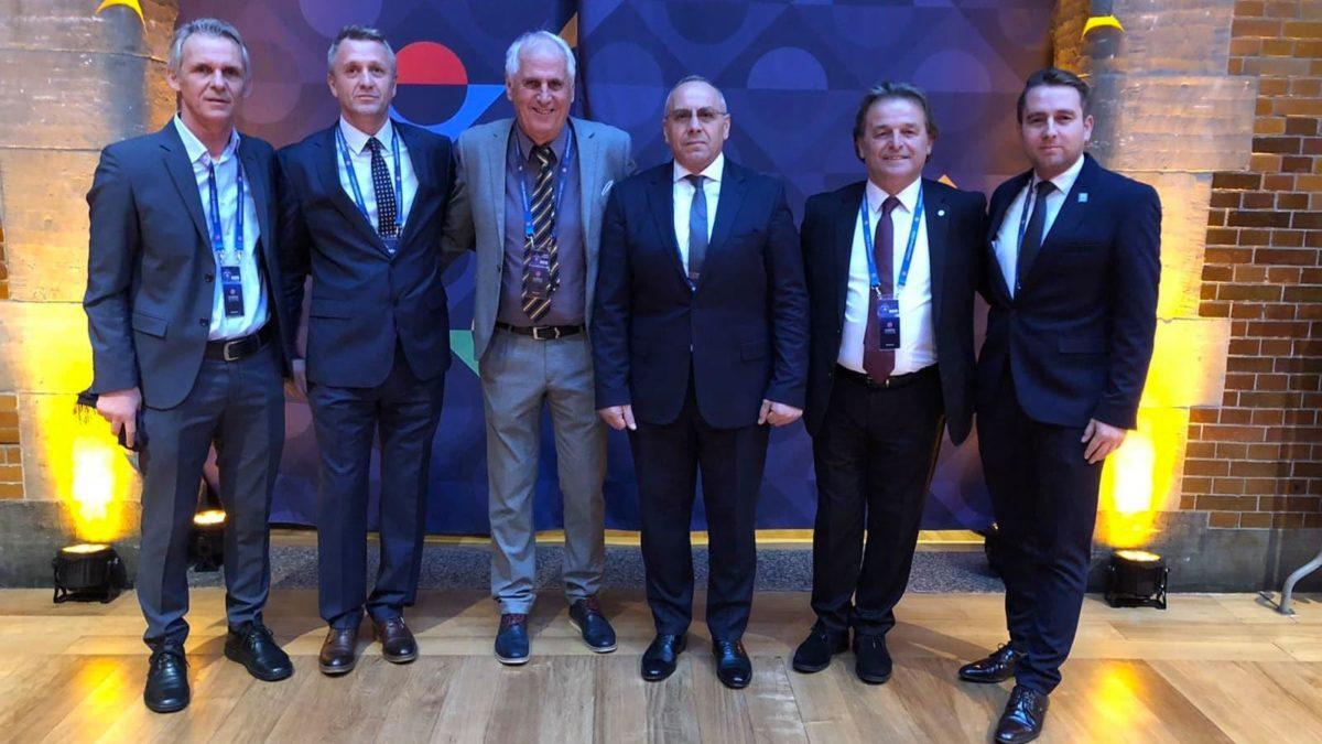 Kosova në grup me Greqinë, Slloveninë e Moldavinë