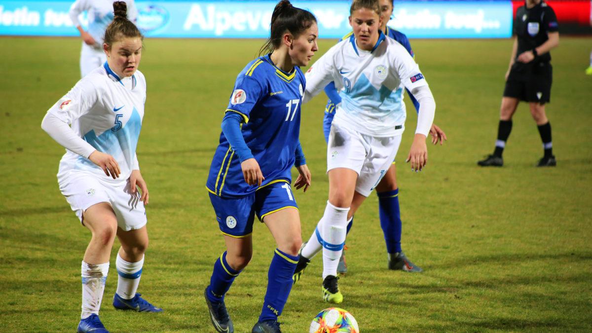 Dardans loose their next match to Slovenia