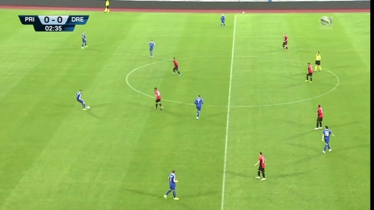 Prishtina convenient against Drenica, near the Digitalb Cup finale of Kosovo