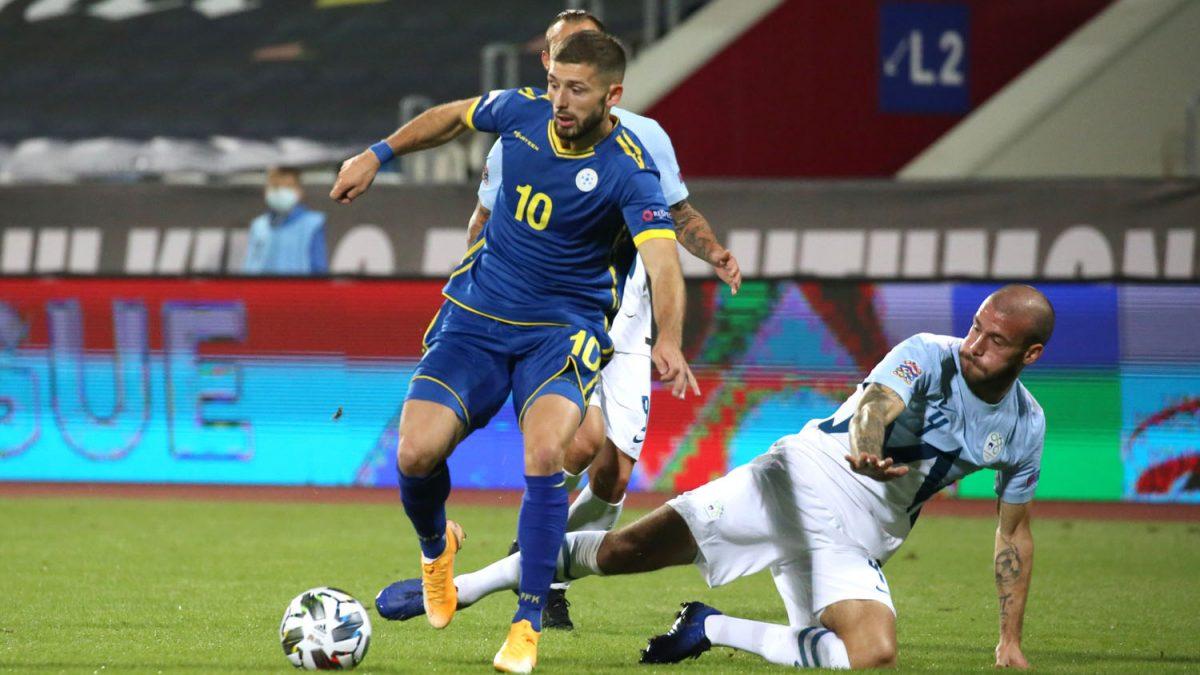 Kosova pëson humbje me rezultat të ngushtë nga Sllovenia