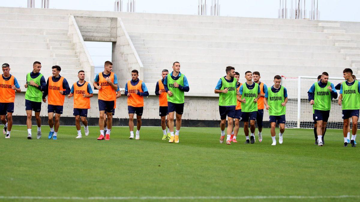 Kombëtarja U21 filloi përgatitjet për ndeshjet ndaj Austrisë dhe Andorrës