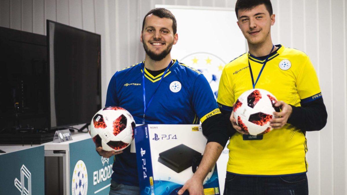 """Përfundoi turneu """"eEuro2020 – PES2020"""", dihen dy lojtarët që do ta përfaqësojnë Kosovën"""